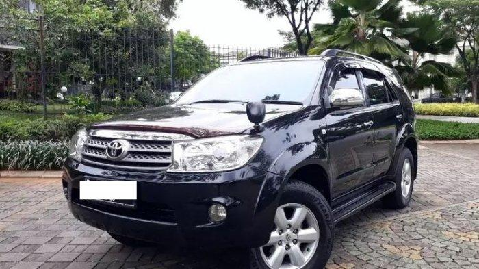 Pilihan Mobil SUV Mesin Diesel - Mitsubishi Pajero, Chevrolet Captiva, Toyota Fortuner