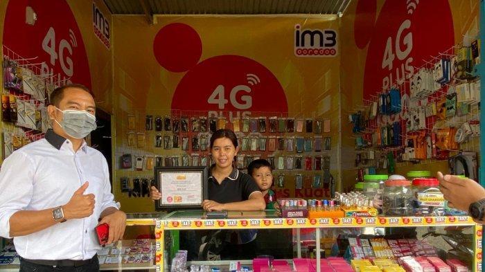 Pelanggan & Outlet Makin Dimanja Lewat Signal 4G Plus Kuat IM3 Ooredoo Ada Puluhan Hadiah Elektronik