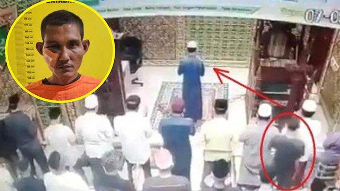 Imam Masjid Baitul Arsy Ditampar Saat Salat Subuh, Polisi: Pelaku Sudah Ditetapkan Sebagai Tersangka