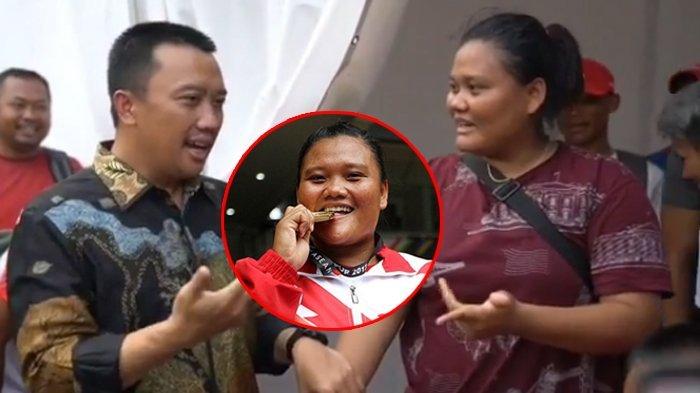 Suparni Yati, Penyumbang Emas Kedua Bagi Indonesia Adalah Anak Penjual Tempe, Gigih Sejak Kecil
