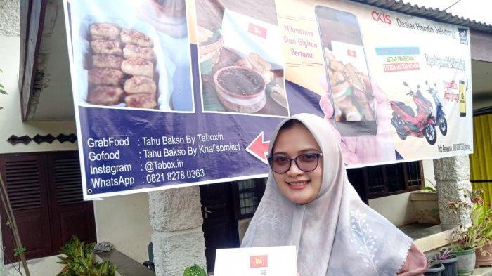 Inda Mulia Wati, Ibu Rumah Tangga Ini Sukses dengan Bisnis Kudapan