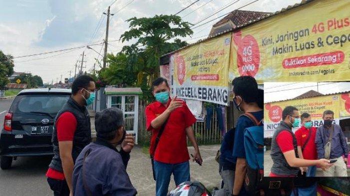 Warga Tahtul Yaman dan Tanjung Pasir Lancar Internetan Dengan Signal 4G Plus Kuat IM3 Ooredoo