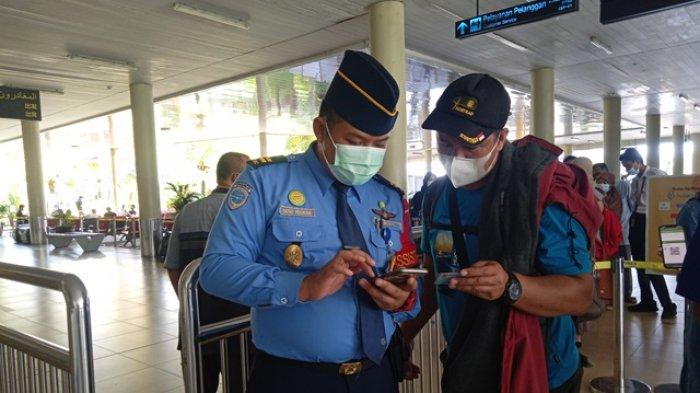 Info Bandara Jambi, PPKM Level 4 Berakhir, Penumpang Belum Meningkat Signifikan
