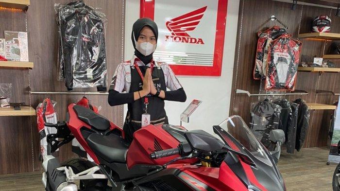 Info Honda Jambi, Telah Hadir di Jambi, Honda CBR250RR dengan Tampilan Terbaru
