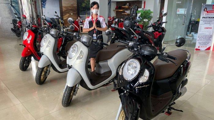 New Honda Scoopy!