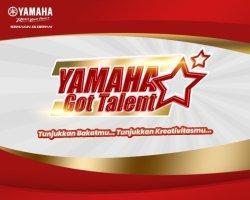 Info Yamaha Jambi, Yamaha Got Talent Berhadiah Jutaan Rupiah