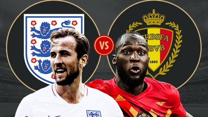 Prediksi Laga Seru Inggris vs Belgia, Menanti Aksi Harry Kane & Romelu Lukaku Demi Puncaki Top Skor