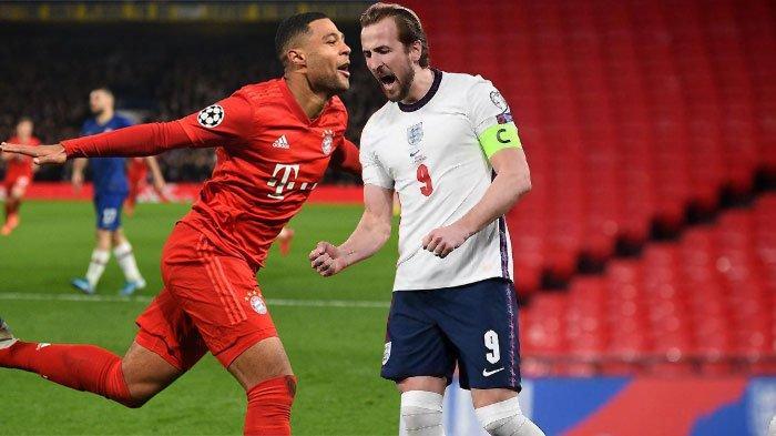 Jadwal EURO Malam Ini, Inggris Diunggulkan Menang Lawan Jerman