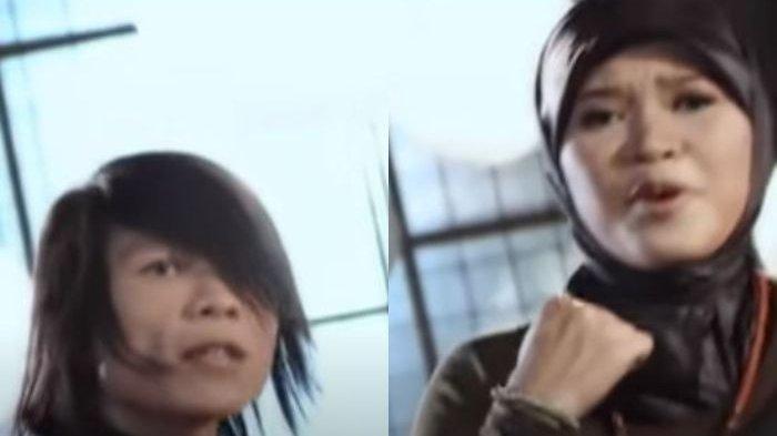 Ingat Sosok Eren Hill yang Jadi Backing Vokal Andika Mahesa di Kangen Band? Kini Makin Glowing