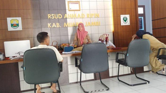 Ini Penjelasan RS Ahmad Ripin, Muarojambi Soal Rujukan Pasien yang Ditolak di Rumah Sakit Kota Jambi