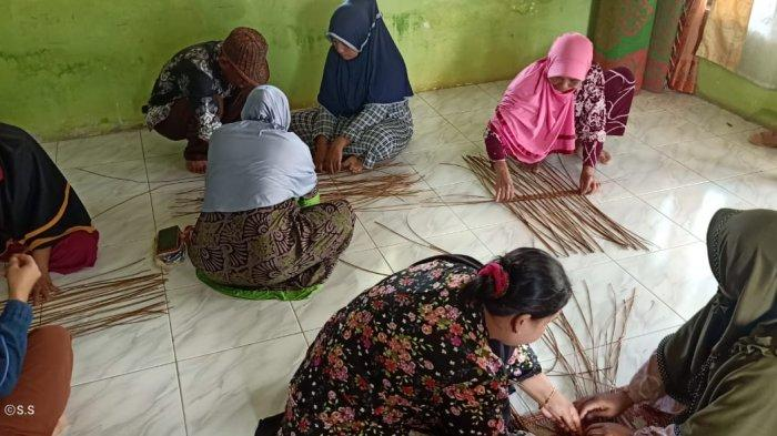 Inovasi Resam di Muarojambi, Dijadikan Berbagai Produk yang Bakal Dipasarkan hingga Mancanegara