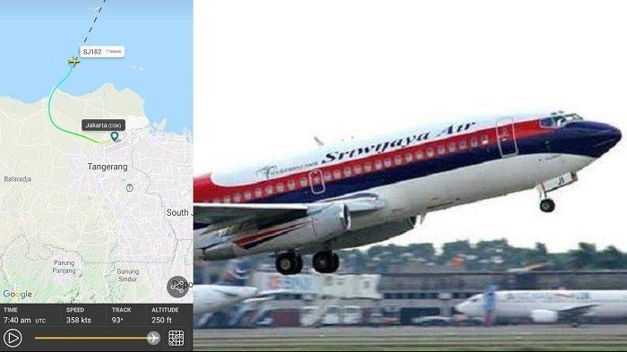 Berkat Pesan Ibu, Pria Ini Selamat dari Tragedi Jatuhnya Pesawat Sriwijaya Air SJ 182 Siang Kemarin