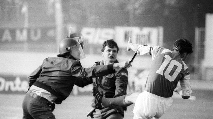 Zvonimir Boban, Legenda Sepak Bola Kroasia yang Tendangan Karatenya Jadi Satu Pemicu 'Perang'