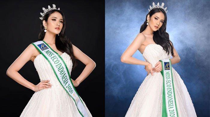 Intan Wisni Ungkap Pakai Translator Saat Final Miss Eco International 2021, Syok Masuk 10 Besar