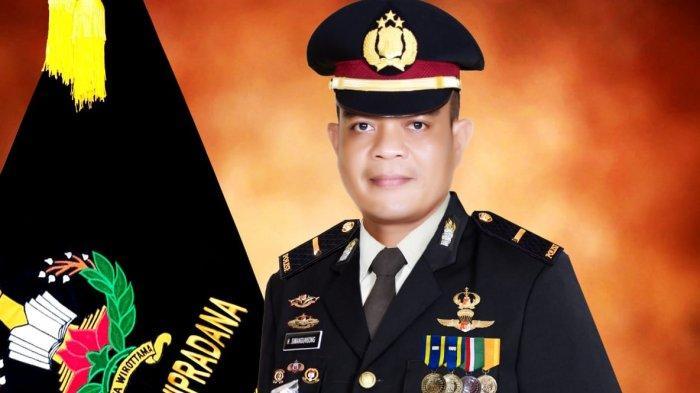 Hans Simangunsong Polisi 'Andy Lau' Dari Polda Jambi Kini Sudah Berpangkat Inspektur Dua