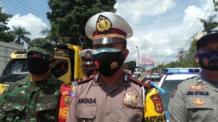 Puncak Arus Balik Diprediksi Hari Minggu, Lantas Sarolangun Sebut Kendaraan Jakarta Medan Terbanyak