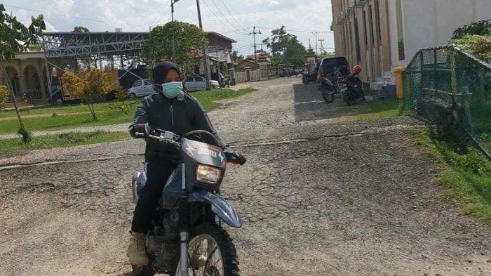 Kisah Iptu Septia, Anak Tukang Sayur Modal Nekat Ikut Tes Akpol, Kini Jadi Perwira Polres Tanjabbar
