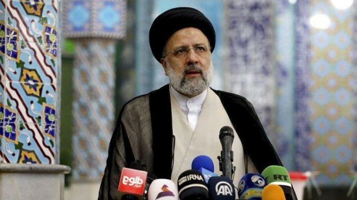 Sosok Ebrahim Raisi, Presiden Baru Iran yang Buat Israel Bereaksi Keras, Dikenal Sebagai Algojo