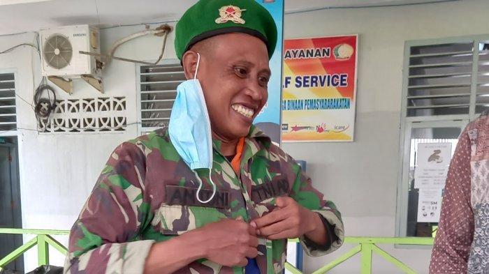 Ini Pengakuan Napi Yang Kedapatan Menyimpan Atribut TNI di Dalam Lapas Klas IIB Tebo