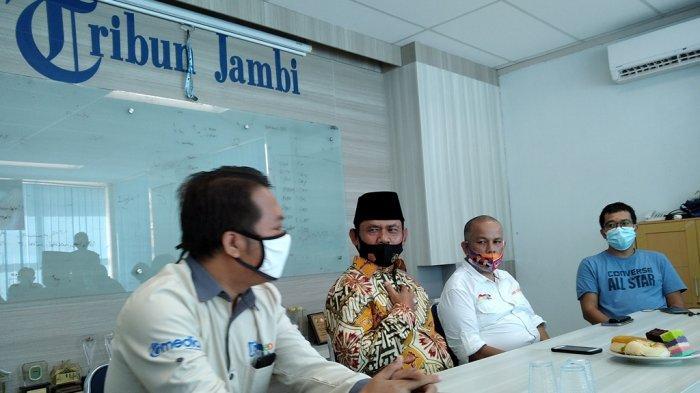Syafril Nursal Minta Tim dan Simpatisan Lakukan Politik Santun di Pilgub Jambi
