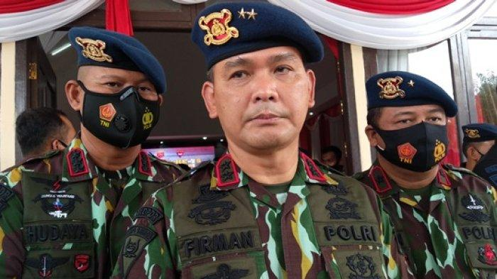 'Dulang Prestasi dan Jaga Nama Baik Kesatuan', Pesan HUT ke-75 Korps Brimob Polri oleh Kapolda Jambi