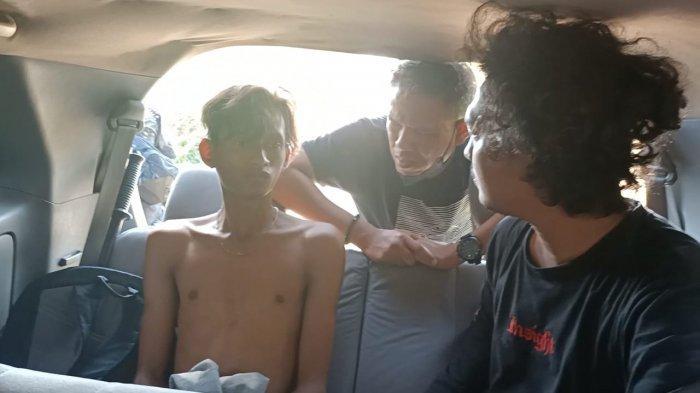 BREAKING NEWS Pelaku Pembunuhan di Desa Pasir Mayang Tebo Ditangkap Polisi dan Diberi Timah Panas