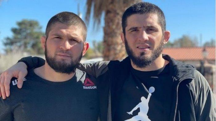 Sosok Islam Makhachev Manfaatkan Dendam Lama Khabib Nurmagomedov dan Tony Ferguson