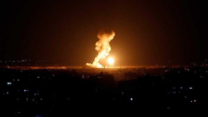 Perang di Jalur Gaza Pecah Lagi, Israel Mulai Gencarkan Serangan Udara