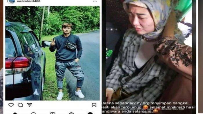 Istri dan selingkuhan yang bunuh suami pura-pura dirampok