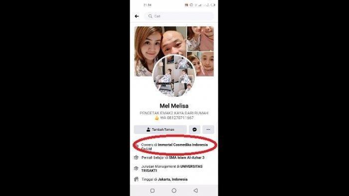 BOHONG Pria Penganiaya Perawat RS Ngaku Polisi, Istrinya Melisa Ternyata Bukan Owner Perusahaan