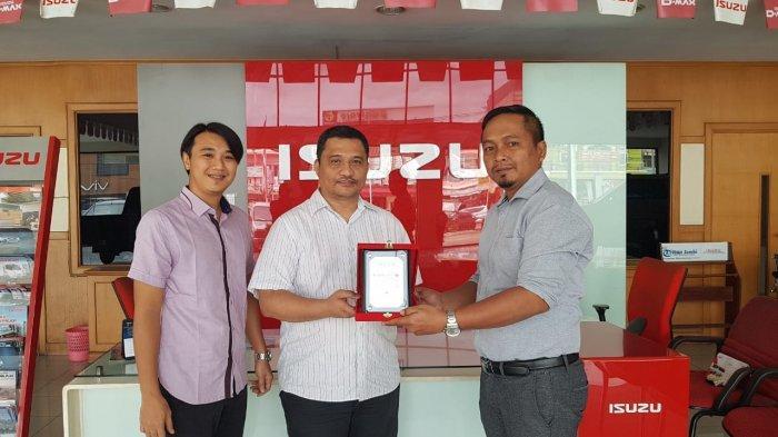 Isuzu Customer Reward Trip 2019, PT Putra Hang Tuah Penerima Reward Dari Jambi