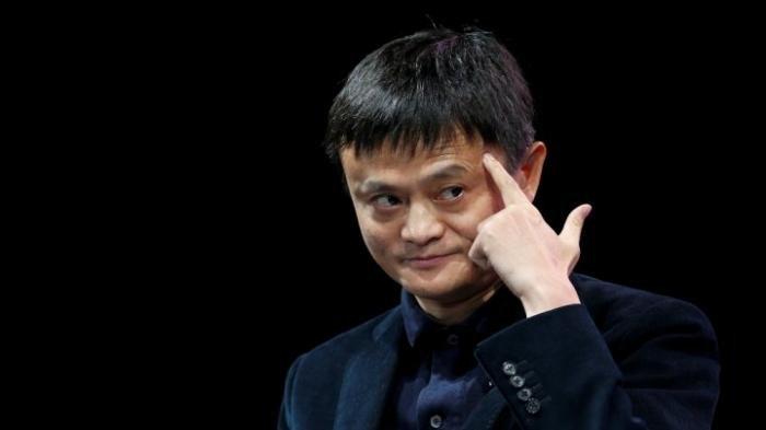 Jack Ma pendiri grup Alibaba