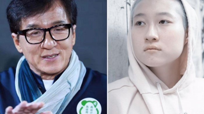 Putri Jackie Chan Buka-bukaan Akui Pecinta Sesama Jenis dan Hidup Terlunta-lunta Seperti Gelandangan