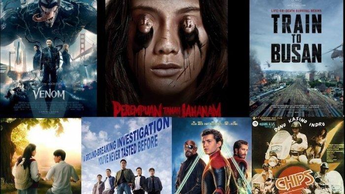 Jadwal TV Tahun Baru Kamis (31/12) di TransTV, Trans7, ANTV, MNCTV, GTV, SCTV, Banyak Film Menarik