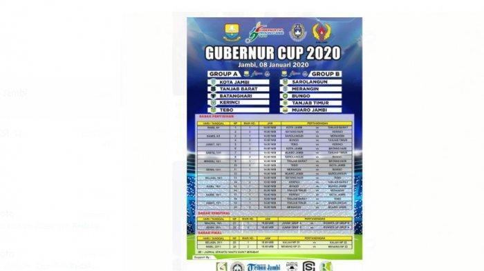 Head to Head Kota Jambi vs Merangin di Semifinal (Macan Kumbang vs Laskar Pusako Bertuah)