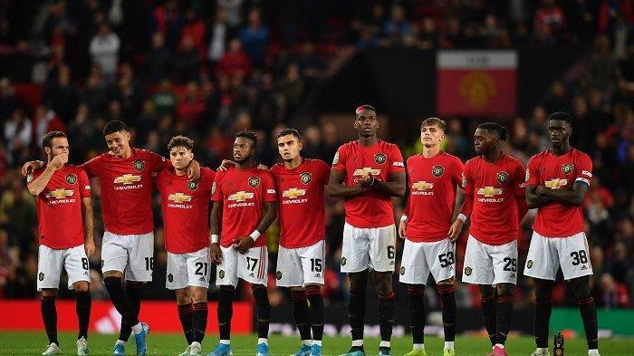 Jadwal Liga Inggris Man United vs Newcastle, Statistik Klasemen Sementara