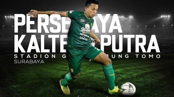 LIVE Streaming Persebaya vs Kalteng Putra di Liga 1 2019, Bajul Ijo Pantang Kalah Dikandang Sendiri