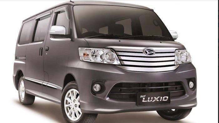 Harga Mobil Bekas Daihatsu Luxio Semakin Terjangkau, Mulai Rp 65 Juta, Intip Daftar Harganya di Sini