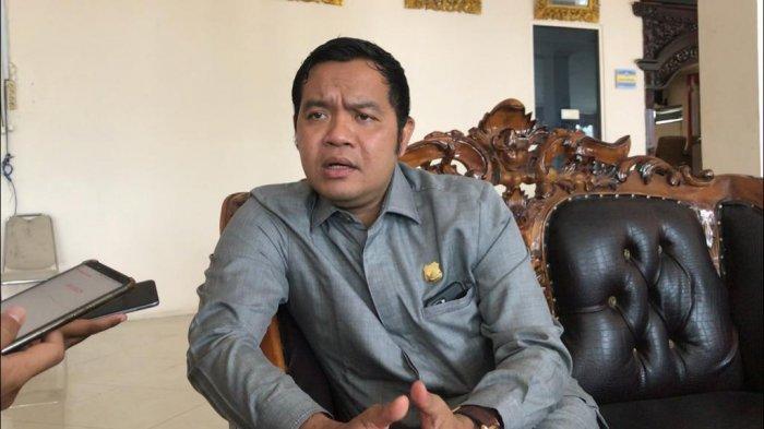 Pelantikan Ketua DPRD tTanjabbar Awal Mei