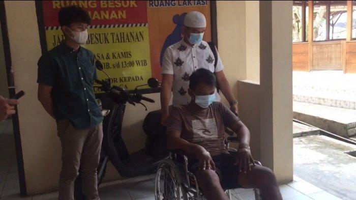 Melihat Ada Kesempatan Saat Melintas di Muara Bulian, Polisi Lumpuhkan Pencuri Sepeda Motor