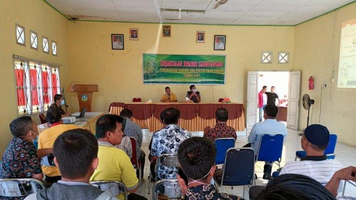 Jaksa Kejari Sarolangun Beri Pemahaman Hukum Tentang Tindak Pidana Bidang Pertambangan Minerba
