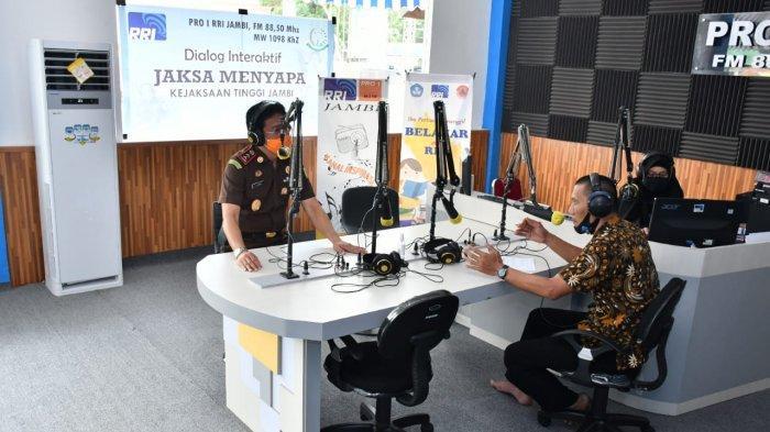 Jaksa Menyapa, Kajati Jambi Ingatkan Pemda Soal Bansos dan Pembelian Alkes Harus Tepat Sasaran