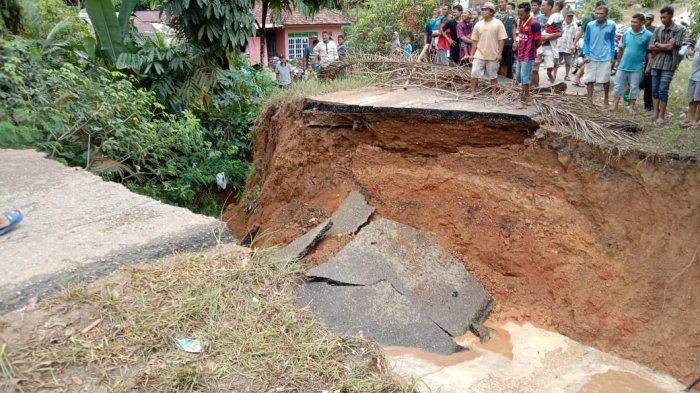 Butuh Rp 800 Juta, Tiga Titik Gorong-gorong di Merangin akan Diperbaiki Gunakan Dana Tanggap Darurat
