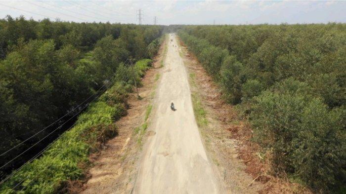 Kementrian PUPR Siapkan Anggaran Rp 268 Miliar untuk Perbaikan Jalan Jambi-Muarasabak