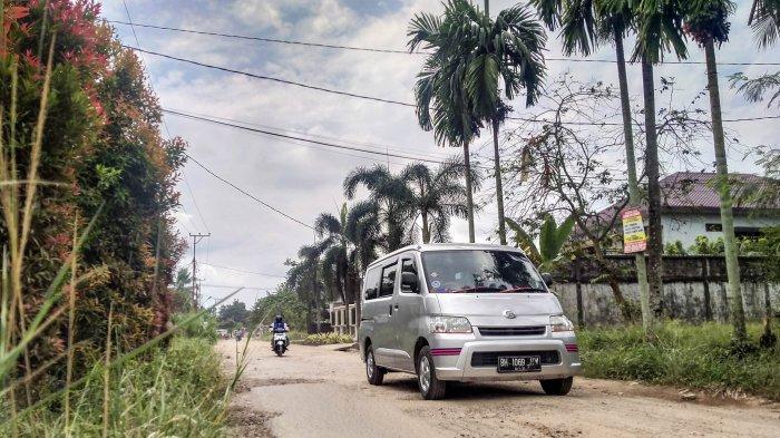 PUPR Kota Jambi Segera Memperbaiki Jalan Sersan Darphin, Eka Jaya, Jambi Selatan