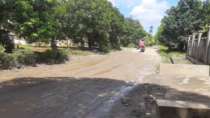 13 Kilometer Jalan Rusak di Merangin akan Ditimbun, Pemerintah Siapkan Rp 538 Juta