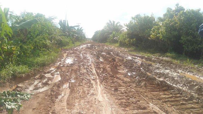 Jalan Kampung Pun Ikut Rusak, Jalan Menuju Situs Rangkayo Hitam Segera Diperbaiki