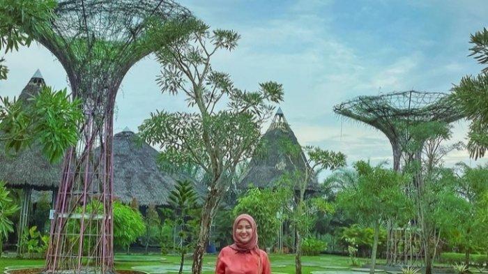 Tempat Wisata Jambi, Santai Sore Nikmati 7 Wahana Menarik di Jambi Paradise