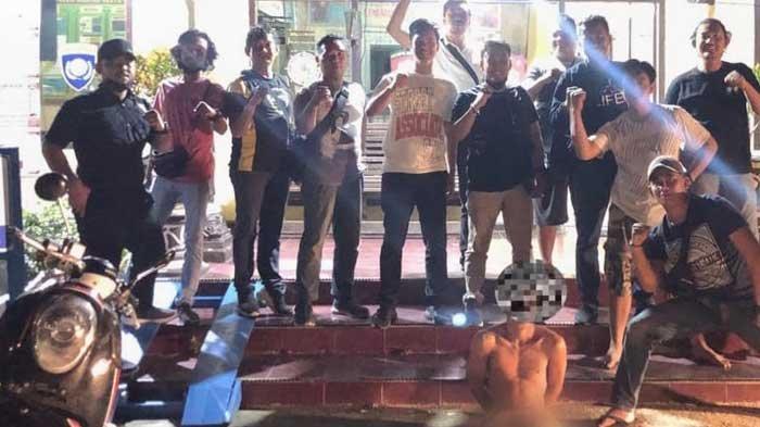 Pelaku Jambret di Rimbo Bujang Ditembak Polisi, Tersangka Lain Masih Diburu