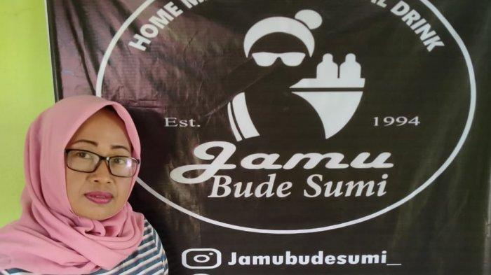 Jamu Bude Sumi Sudah 27 Tahun Hadir di Jambi, Produknya Laku karena Bahan Alami